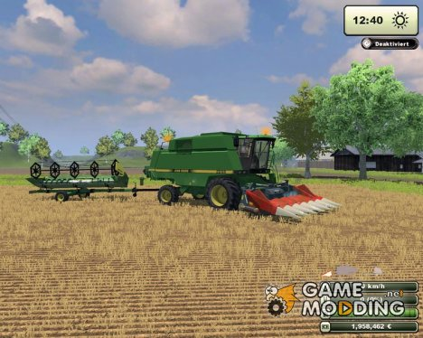John Deere 2058 V2 for Farming Simulator 2013