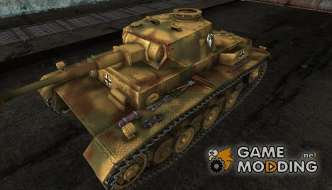 Шкурка для VK3001 (H) for World of Tanks
