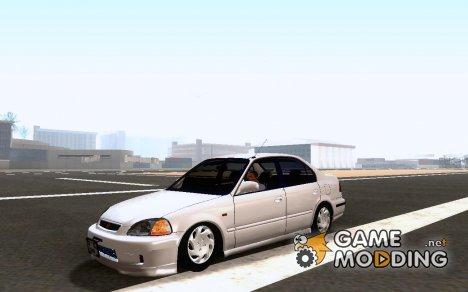 Honda Civic 1.6iES 2001 for GTA San Andreas