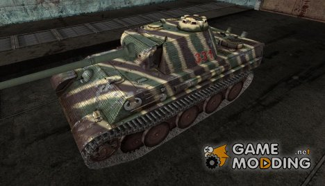 PzKpfw V Panther 29 for World of Tanks