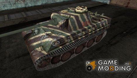 PzKpfw V Panther 29 для World of Tanks
