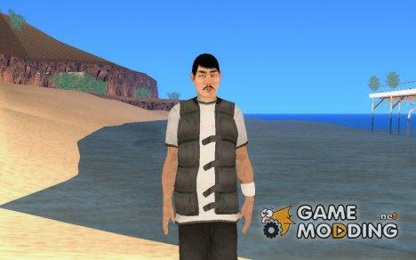 Новый скин Триады for GTA San Andreas