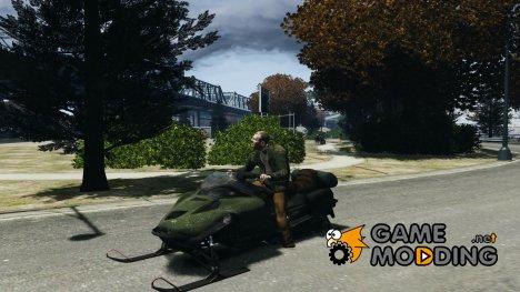 Снегоход for GTA 4