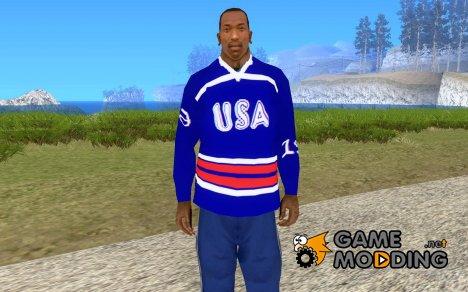 Форма сборной США по хоккею 1.0 для GTA San Andreas