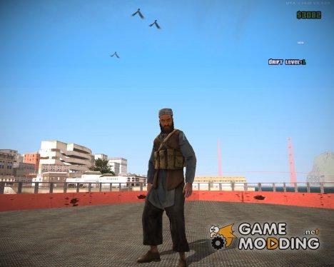 Талибский армеец v2 for GTA San Andreas