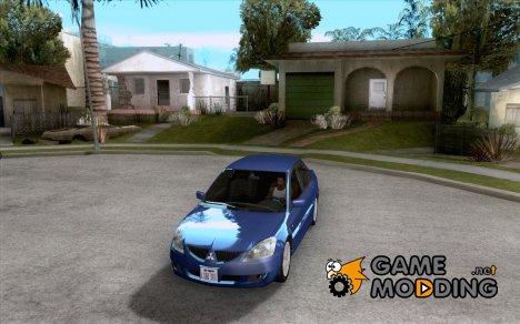 Mitsubishi Lancer 1.6 for GTA San Andreas