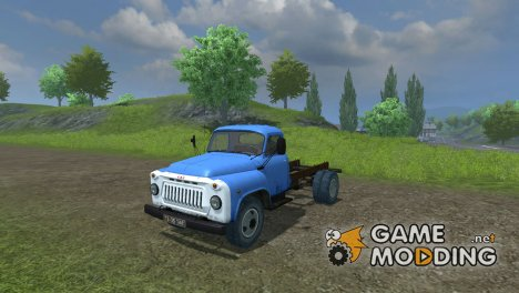 ГАЗ 53 for Farming Simulator 2013