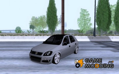 Chevrolet Celta 2010  Edit для GTA San Andreas