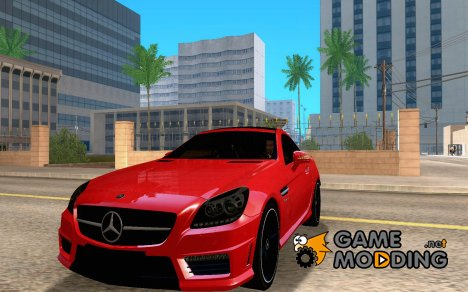 Mercedes Benz SLK55 R172 AMG for GTA San Andreas