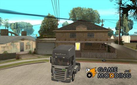 Scania V8 для GTA San Andreas