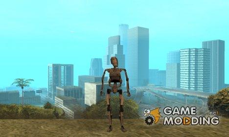 Робот военный для GTA San Andreas