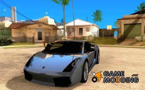 Lamborghini Gallardo Superleggera для GTA San Andreas