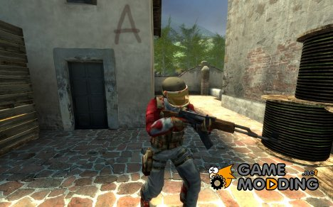 Bloody Gign для Counter-Strike Source