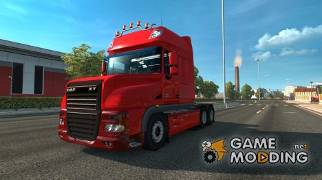 Daf XT Fixed for Euro Truck Simulator 2
