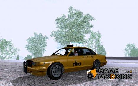 GTAIV Taxi v2 for GTA San Andreas