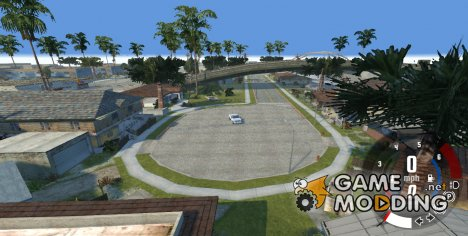 Grove Street for BeamNG.Drive