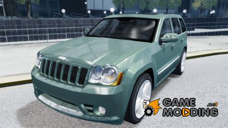 Jeep Grand Cherokee SRT8 v.1.1 for GTA 4