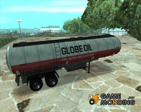 GTA IV Tanker Trailers for GTA San Andreas
