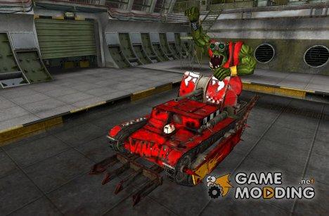 Ремоделинг СУ-5 (Вархаммер) for World of Tanks