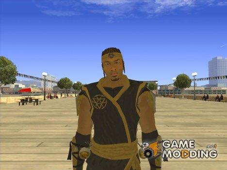 Cyrax MK9 for GTA San Andreas