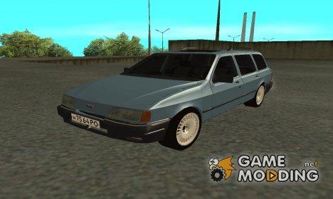 Ford Sierra Tournier 2.3D CL 1988 for GTA San Andreas