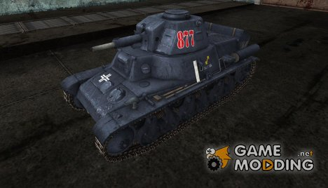 PzKpfw 38H735 (f) leofwine for World of Tanks