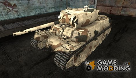Шкурка для M6 для World of Tanks