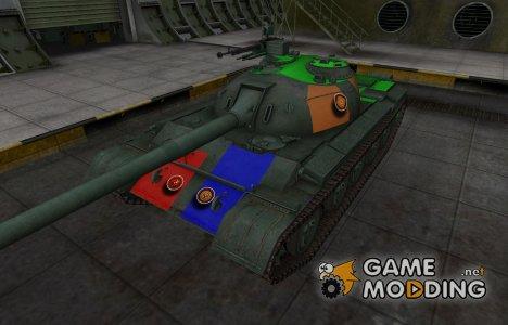 Качественный скин для 121 for World of Tanks