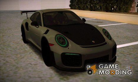 Porsche 911 GT2 RS for GTA San Andreas