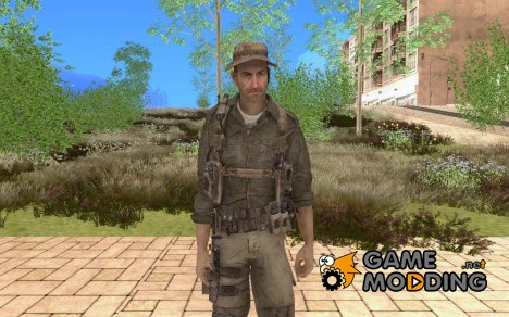 Price mw3 for GTA San Andreas