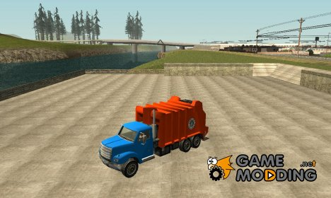 Paintable Trash by Vexillum для GTA San Andreas