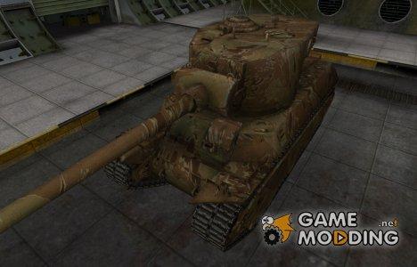 Американский танк M6A2E1 for World of Tanks