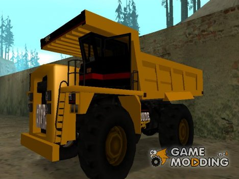 Dumper Minero for GTA San Andreas