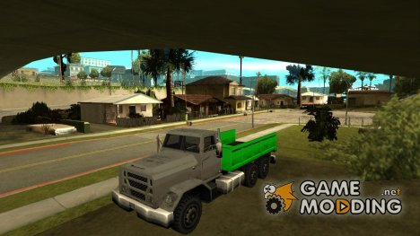 Paintable Flatbed by Vexillum для GTA San Andreas