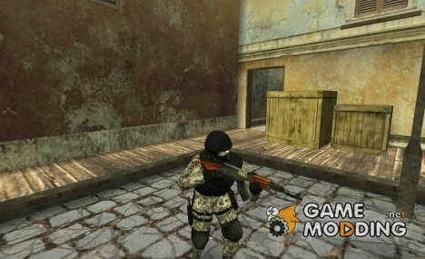 Lostsektor Arctic for Counter-Strike 1.6