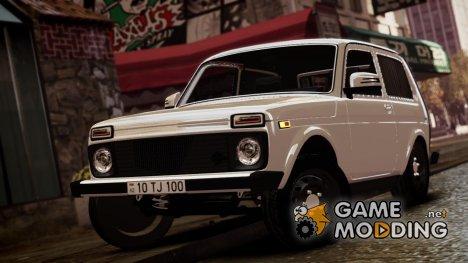 """ВАЗ 2121 """"Нива"""" Aze Style for GTA 4"""