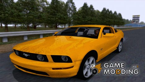 2005 Ford Mustang GT for GTA San Andreas