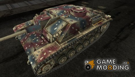 StuG III 5 for World of Tanks