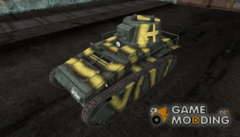 Leichtetraktor от Webtroll для World of Tanks