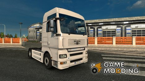 MAN TGA v1.1 for Euro Truck Simulator 2