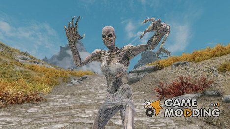 Skyrim - Lore Friendly Zombie Mod для TES V Skyrim