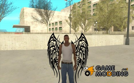 Wings - Крылья for GTA San Andreas