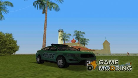 GTA V Police Car for GTA Vice City