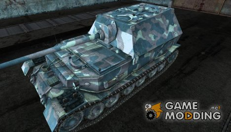 Ferdinand PaHaN125 for World of Tanks