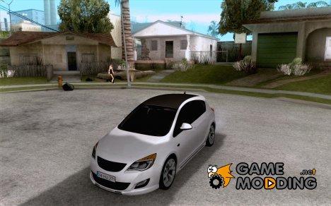 Opel Astra Senner для GTA San Andreas