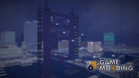 Мост из прошлого (from LCS) для GTA 3