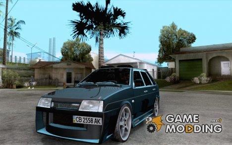 ВАЗ 2109 Карбон for GTA San Andreas