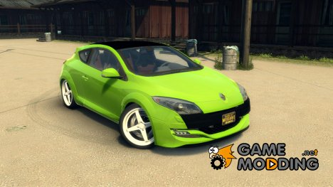 Renault Megane RS for Mafia II