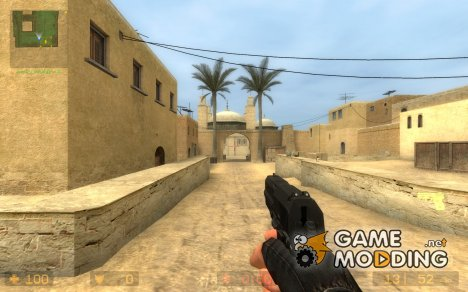 USP Compact P228 for Counter-Strike Source