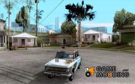 Иж 412 v3.0 for GTA San Andreas